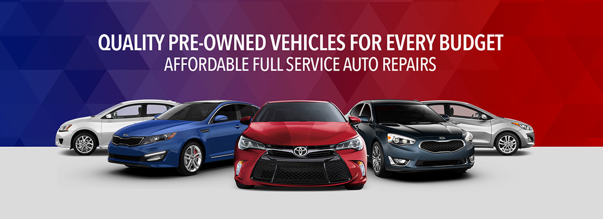 Quality Used Vehicles
